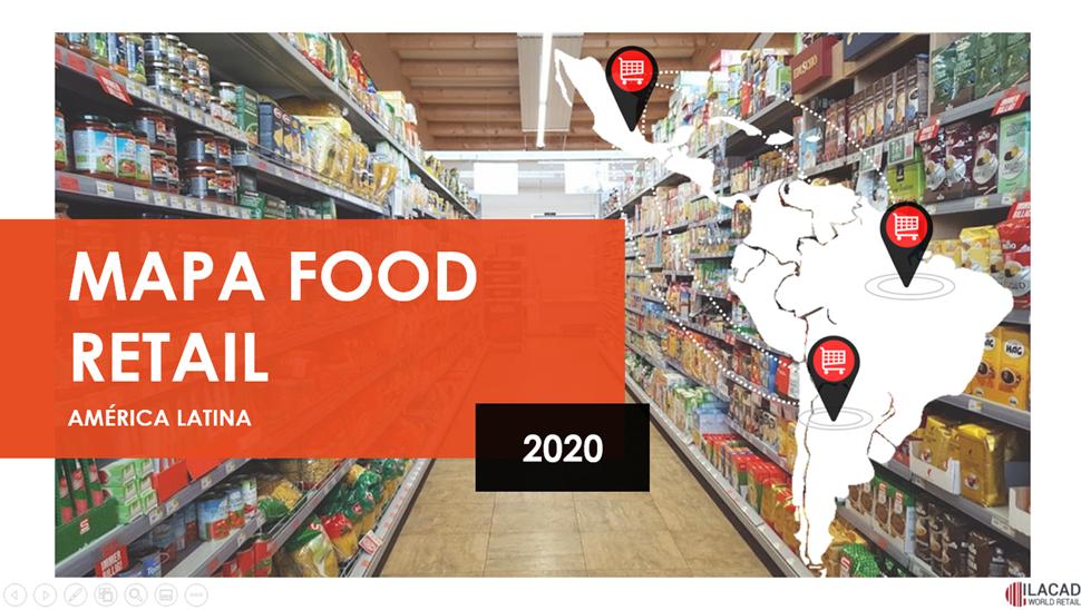 Mapa Food Retail Perú 2020 (Actualizado)